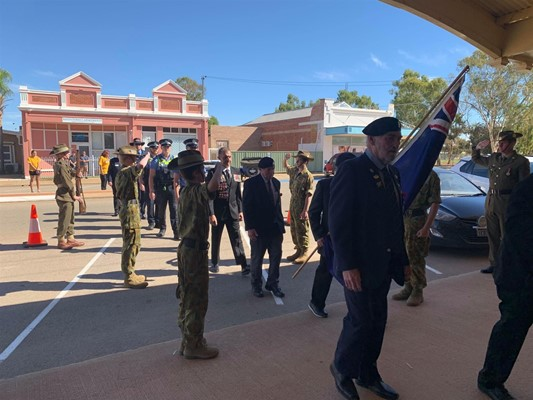 ANZAC Day 2021 - Mid-Morning Parade