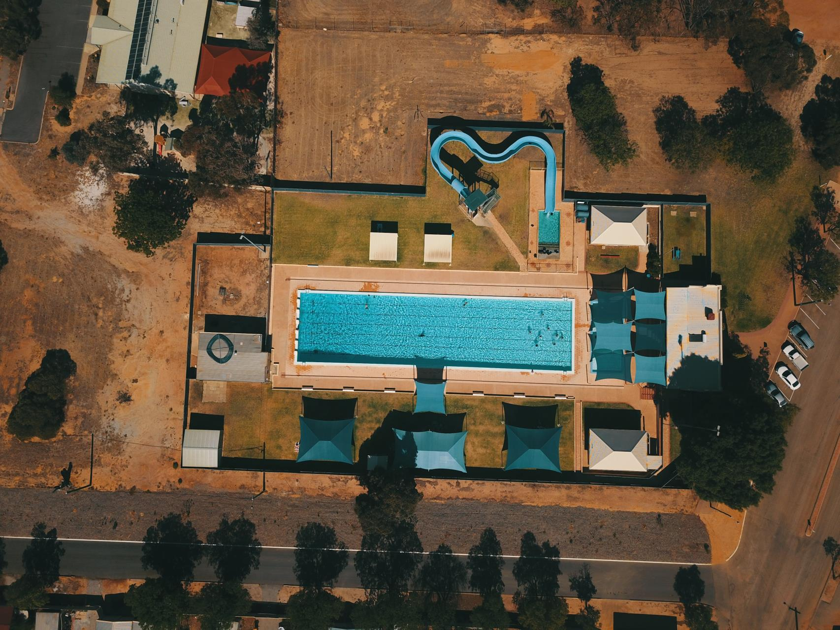 Merredin District Olympic Pool Receives Gold