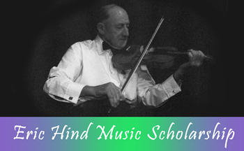 ERIC HIND MUSIC SCHOLARSHIP