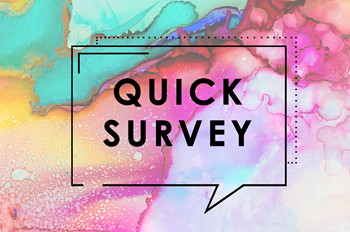 PUBLIC ART STRATEGY - QUICK SURVEY