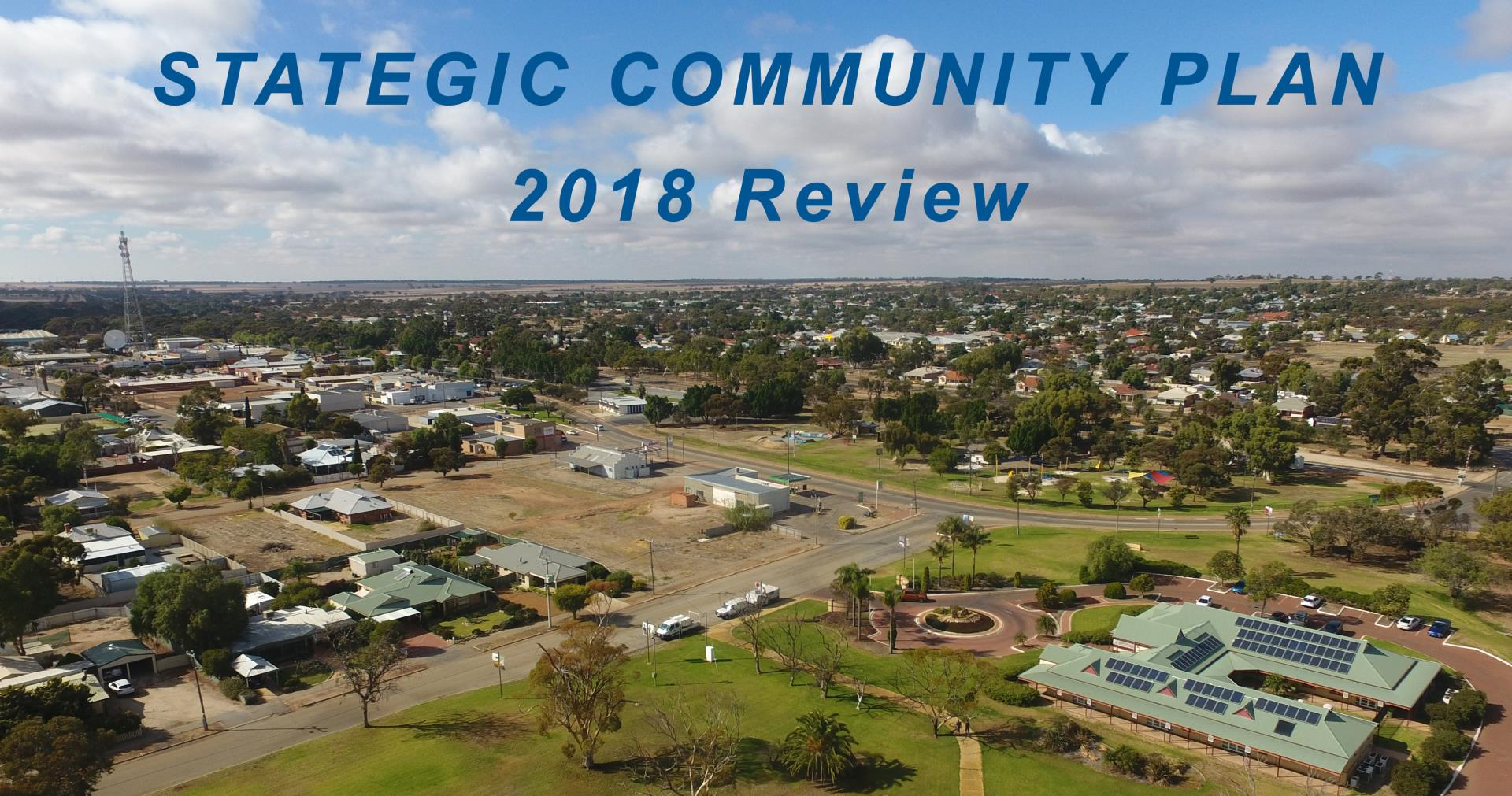 SCP REVIEW – COMMUNITY ENGAGEMENT SUMMARY - FEEDBACK SOUGHT