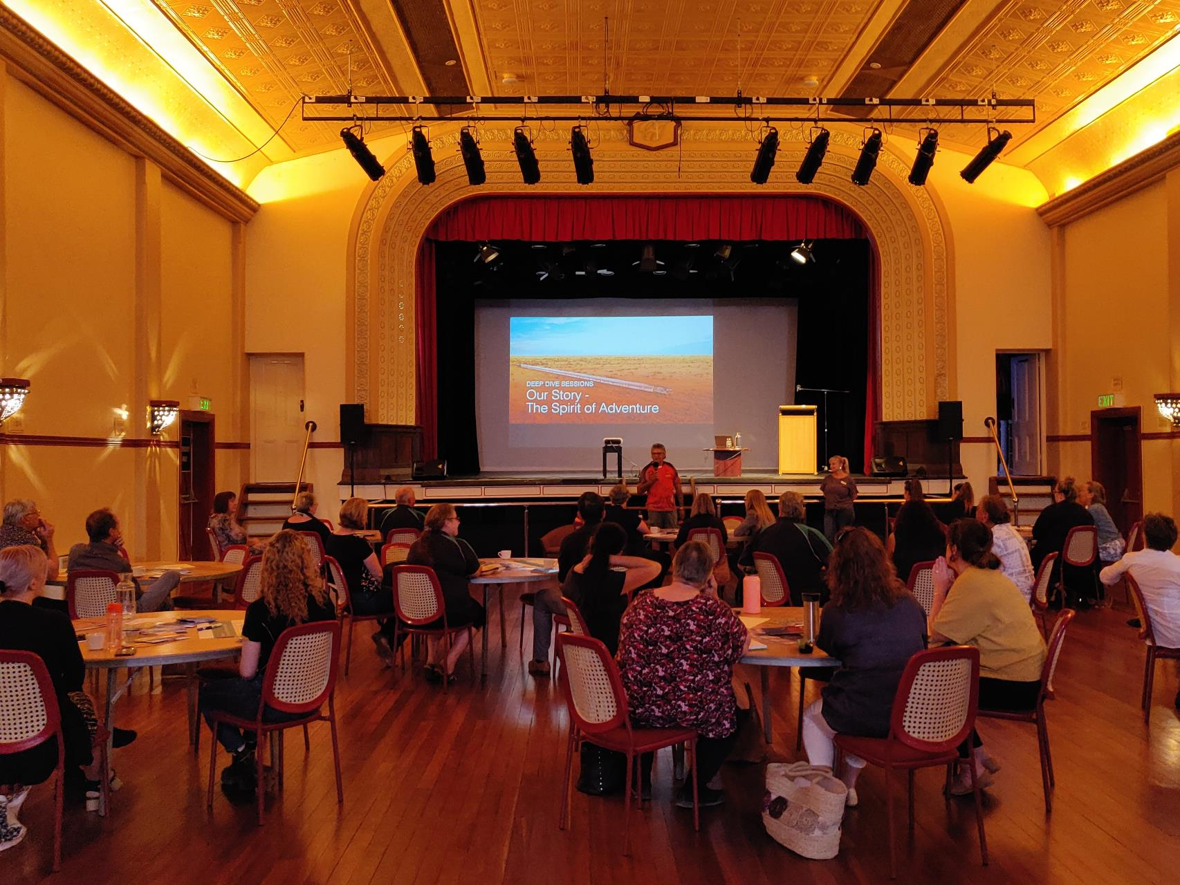 Tourism WA 'Our Story' Deep Dive Session comes to Merredin