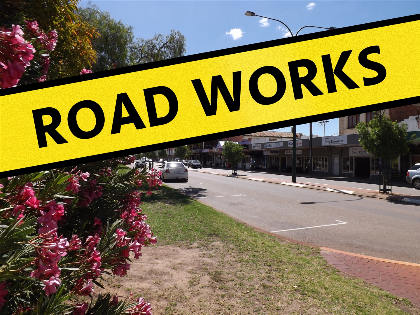 Shire Road Works