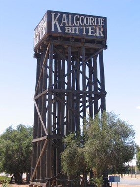 View MEDIA RELEASE - SHIRE OF MERREDIN WATER TOWER